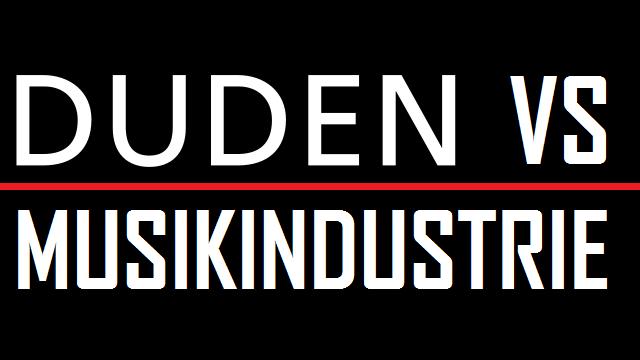 Duden vs MI - Logo