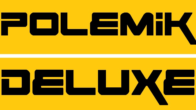 Polemik Deluxe - Logo