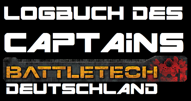 Battletech Deutschland - Blog Logo - Logbuch des Captains