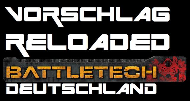 Battletech Deutschland - Blog Logo - Vorschlag reloaded