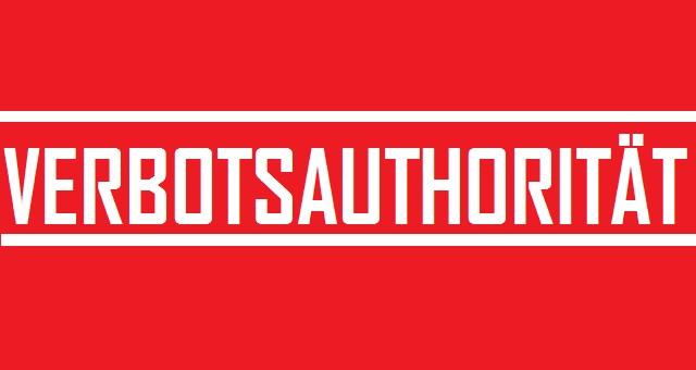 Verbotsauthorität - logo