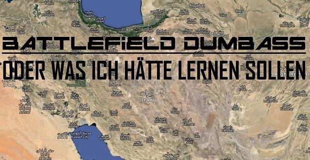 Battlefield Dumbass - Logo