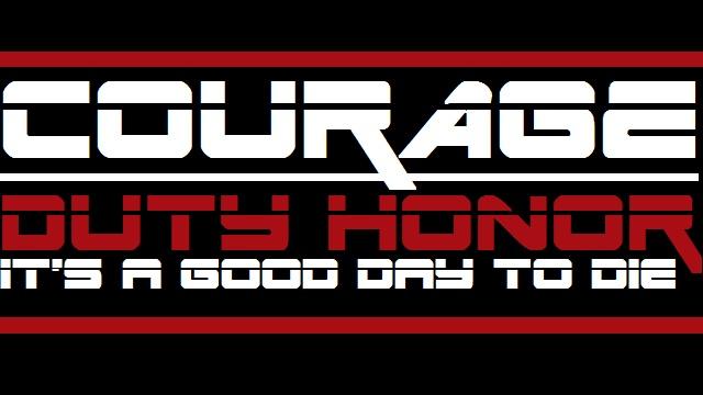 Courage Duty Honor - Logo