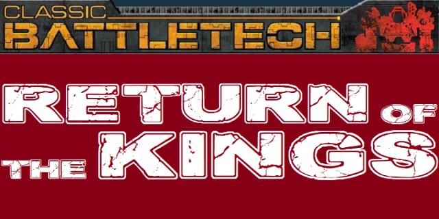 Battletech - Return of the Kings - Logo