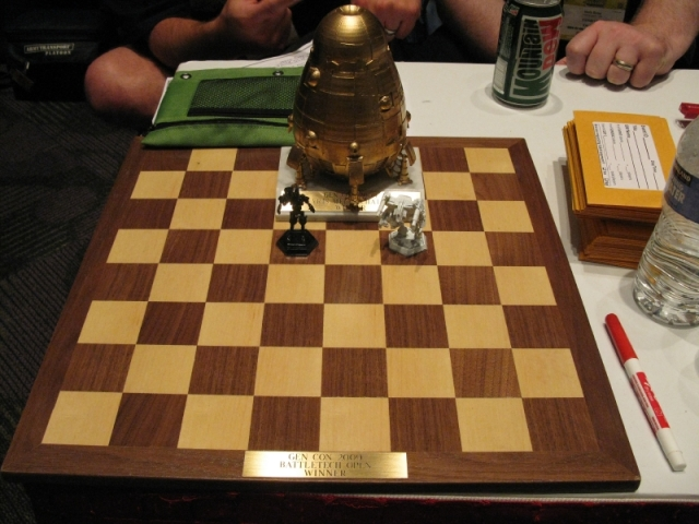 Battletech Chess - Award