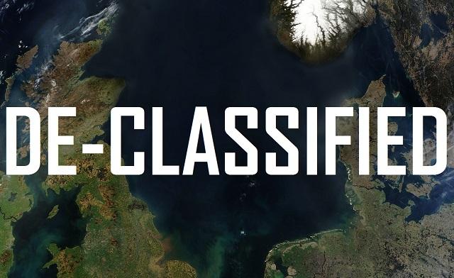 De-classified - Logo