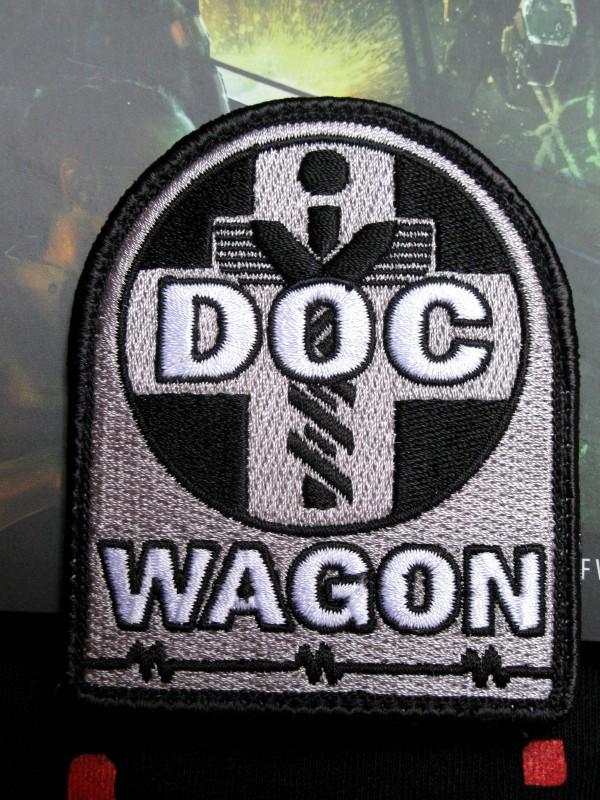 DocWagon Patch