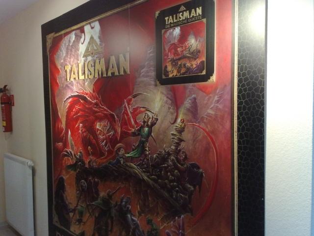 Talisman Poster