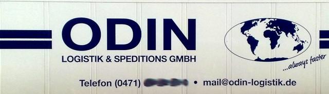 ODIN Logistics - cut