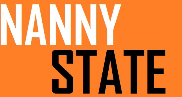 Nanny State - Logo