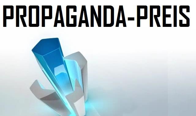 Propaganda-Preis - Logo