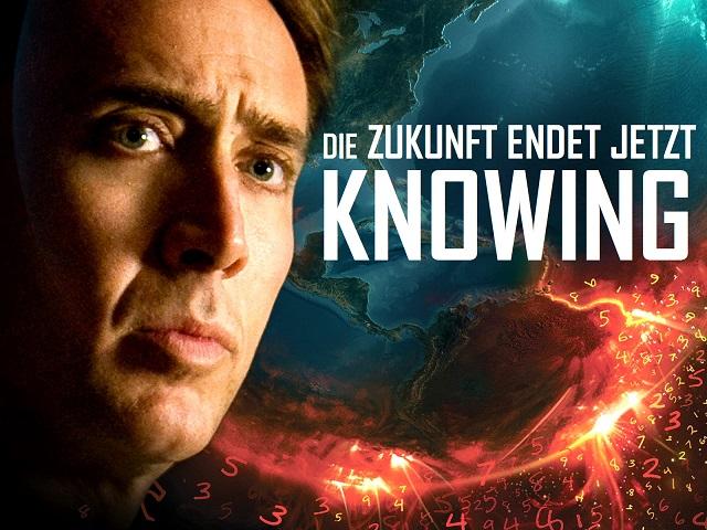 Knowing - Logo