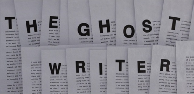 Der Ghostwriter - Logo