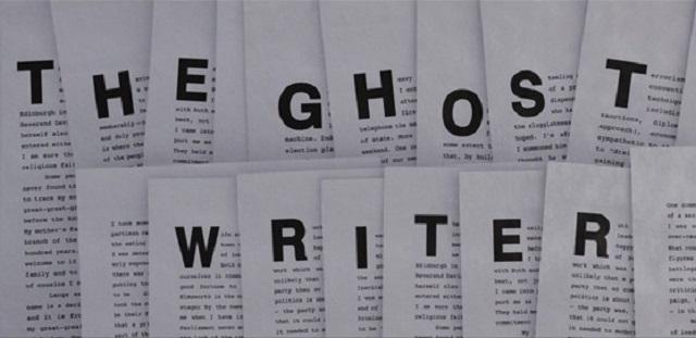 Der Ghostwriter - Logo