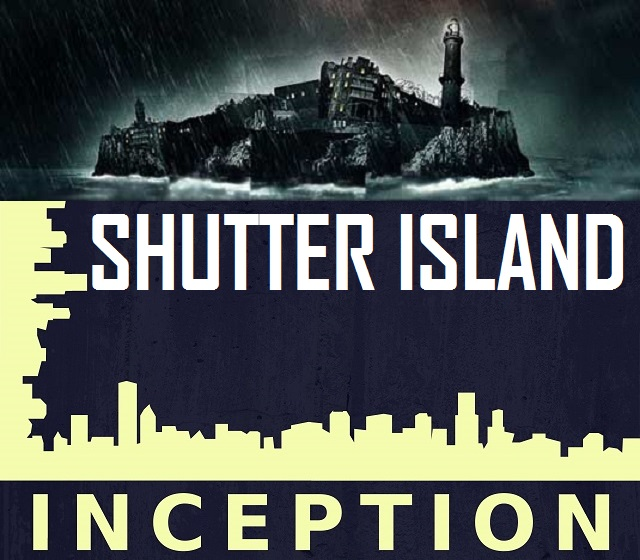 Shutter Island - Inception - Review - Logo