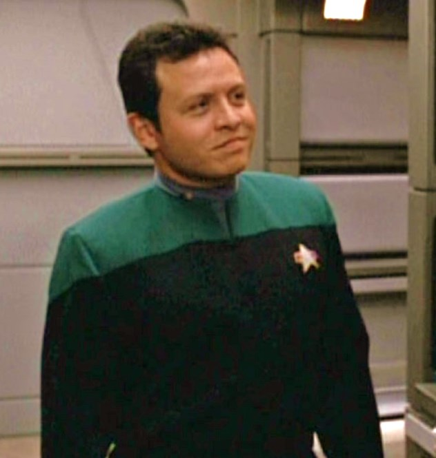 King Abdullah - Star Trek - Voyager
