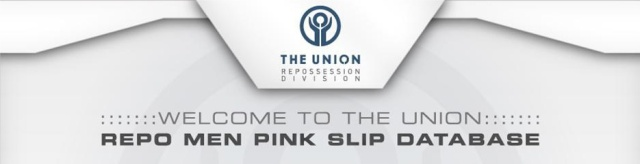 Repo Men - The Union - Logo