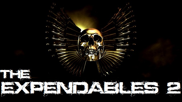The Expendables 2 - logo