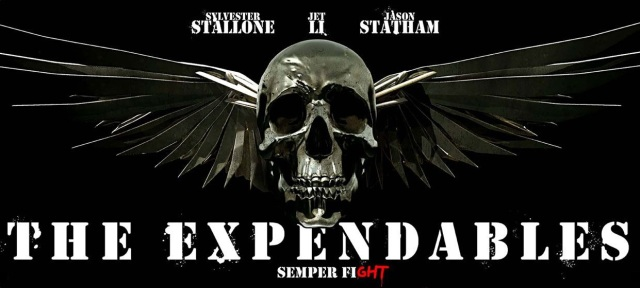 The Expendables - logo