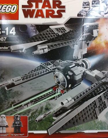 Lego Tie Defender