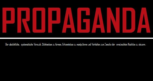 Propaganda - Logo