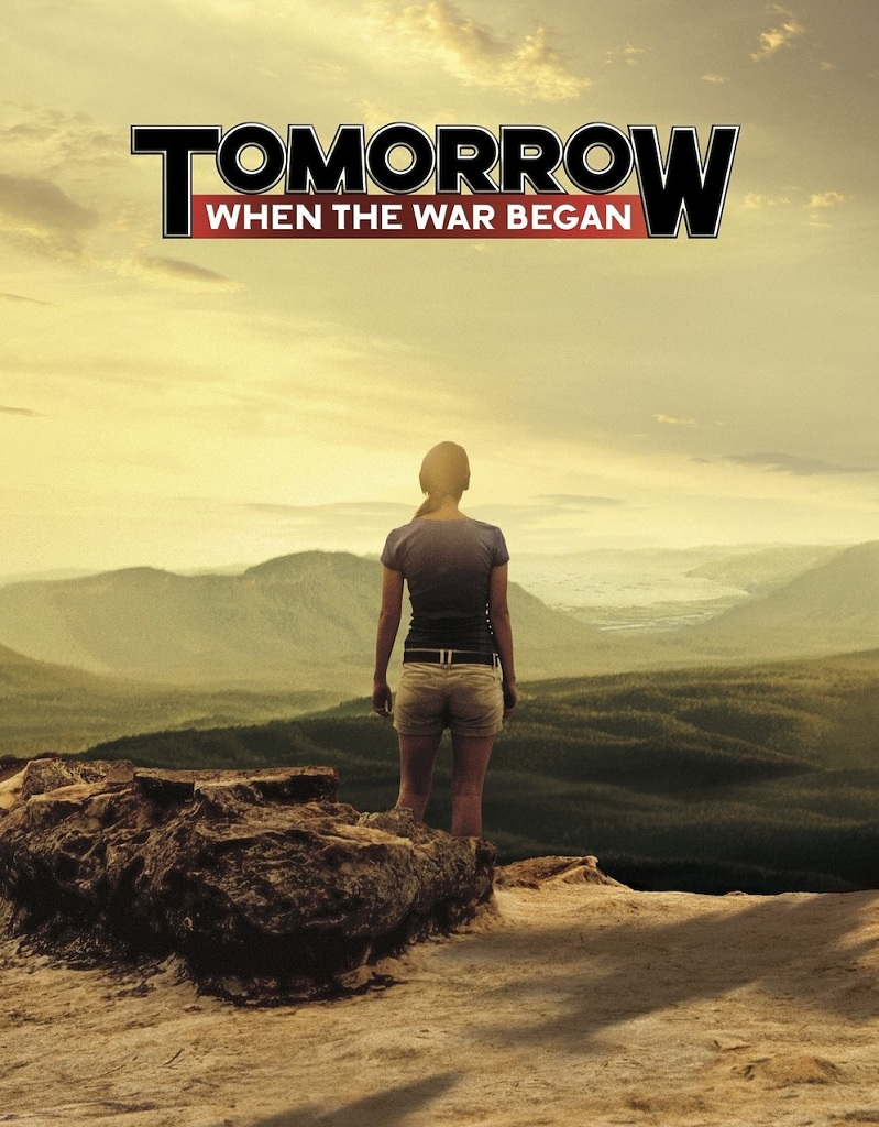 tomorrow when the war began a At first glance the film adaptation of author john marsden's hugely popular  australian teen fiction novel tomorrow, when the war began.