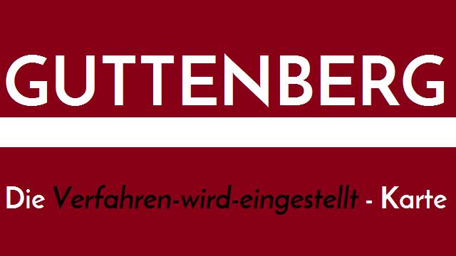 guttenberg-verfahren-eingestellt-karte-logo