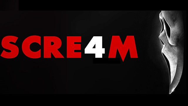 Scream4 - Logo