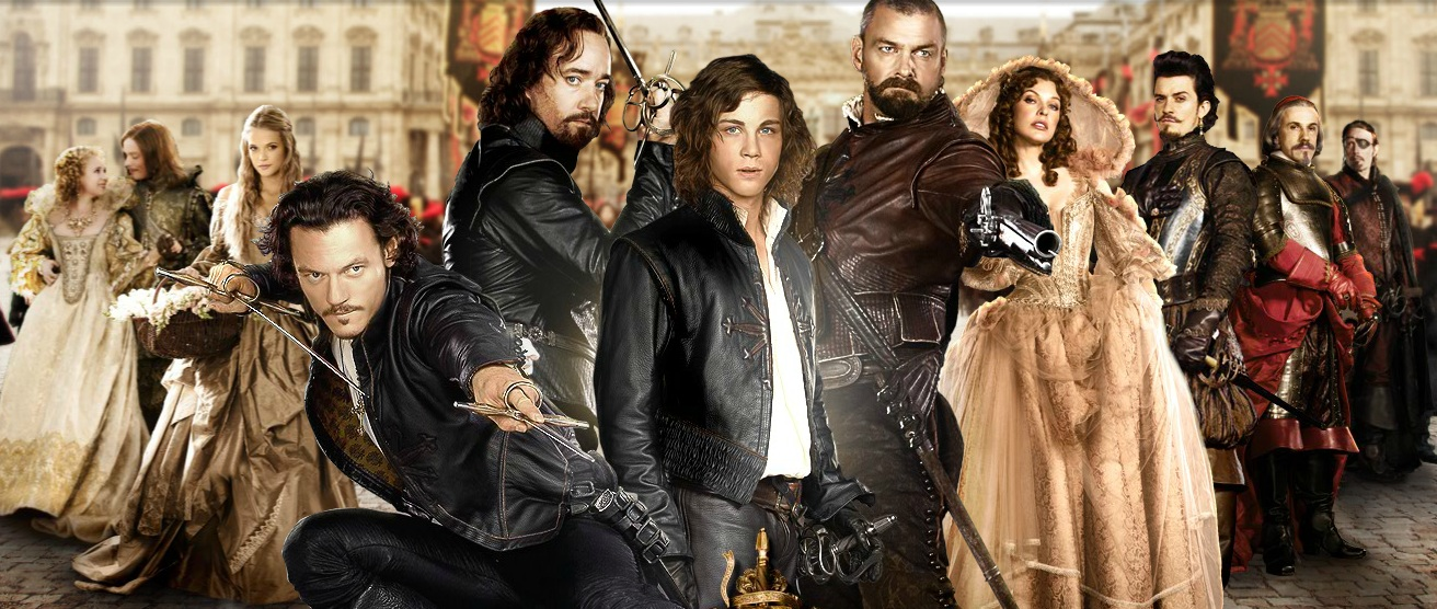 die 3 musketiere
