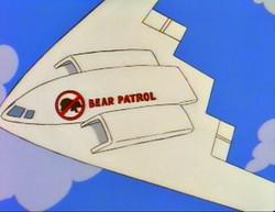 Simpsons - Bear Patrol