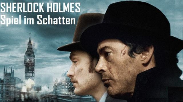 Spiel Sherlock Holmes