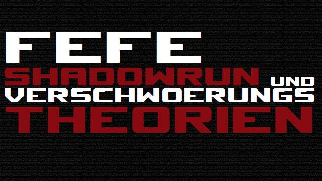 Fefe - Shadowrun - VT - Logo