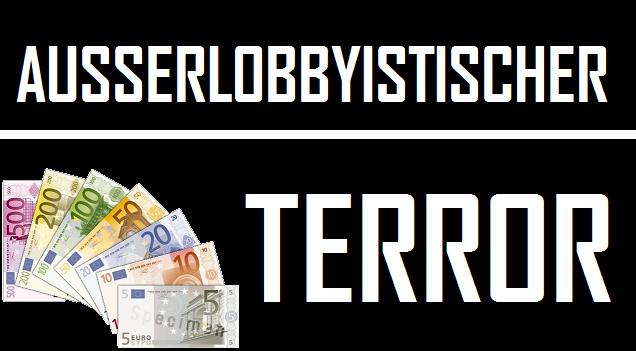 Außerlobbyistischer Terror - Logo