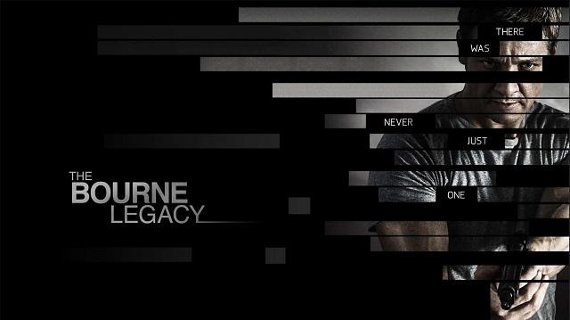 Das Bourne Vermächtnis - Logo