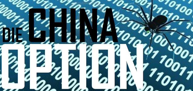 Die China Option - Logo