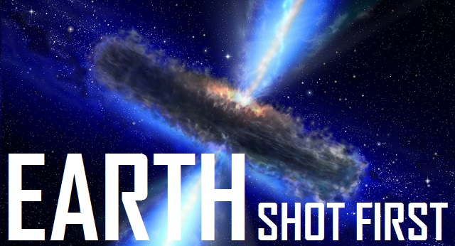 Earth Shot First - Logo