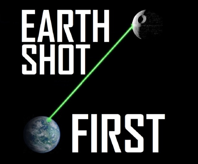 Earth Shot First - Silvester 2012