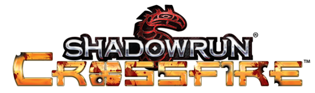 Shadowrun Crossfire - Logo