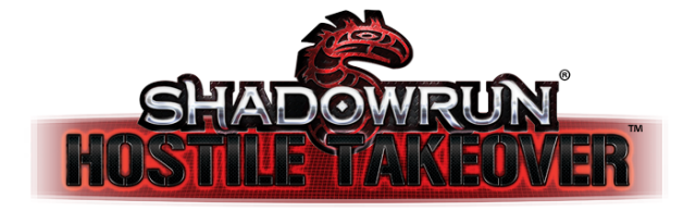 Shadowrun Hostile Takeover - Logo