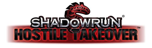 Shadowrun Hostile Takeover - Logo
