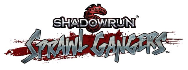 Shadowrun Sprawl Gangers - Logo
