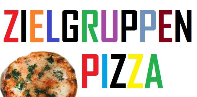 Zielgruppenpizza - Logo