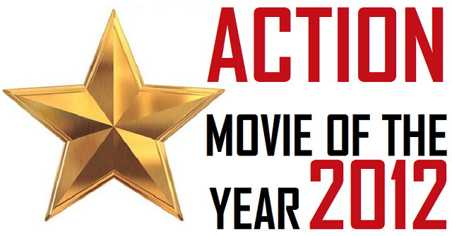 Action movie of the year 2012 award