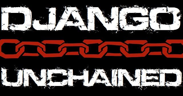 Django Unchained - logo