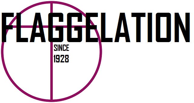 Opus Brandenburg - Flagellation since 1928 - Logo