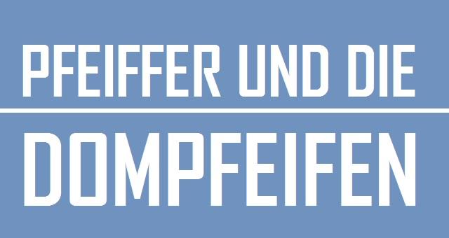 Pfeiffer und die Dompfeifen - Logo
