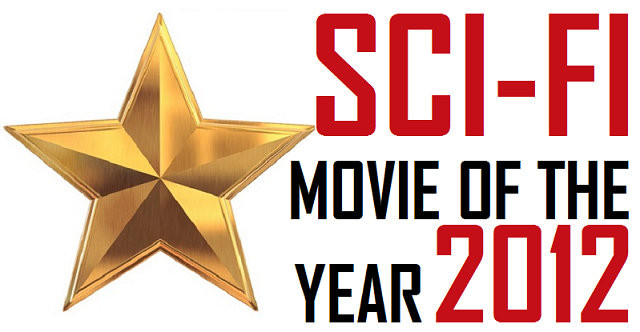 Sci-Fi movie of the year 2012 award