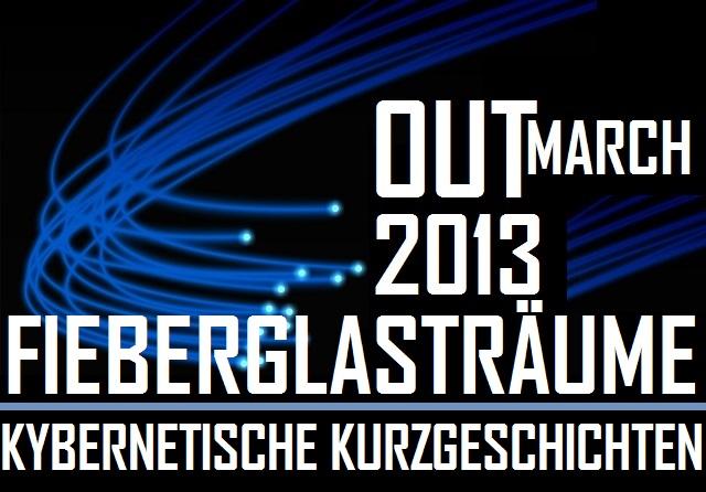 Fieberglasträume - Kybernetische Kurzgeschichten - Logo