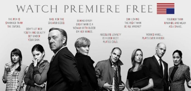 House of Cards - Characters
