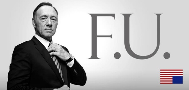 House of Cards - FU